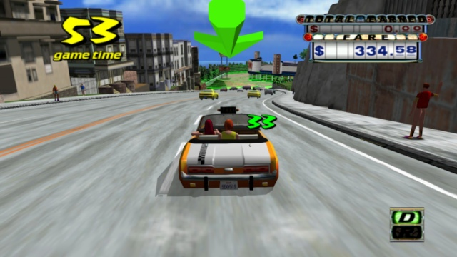 Download Crazy Taxi PC Gameplay