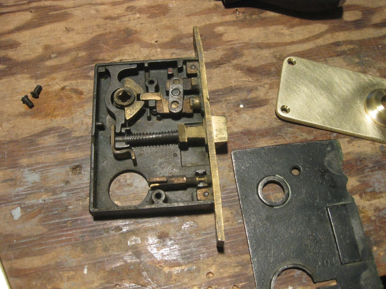 Tooling Up Making Mortise Lock Door Hardware