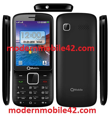 qmobile r800 flash file