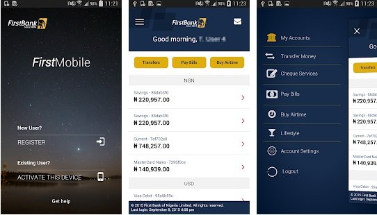 FirstMobile App – First Bank Mobile App, Download, Benefit and How to Use it
