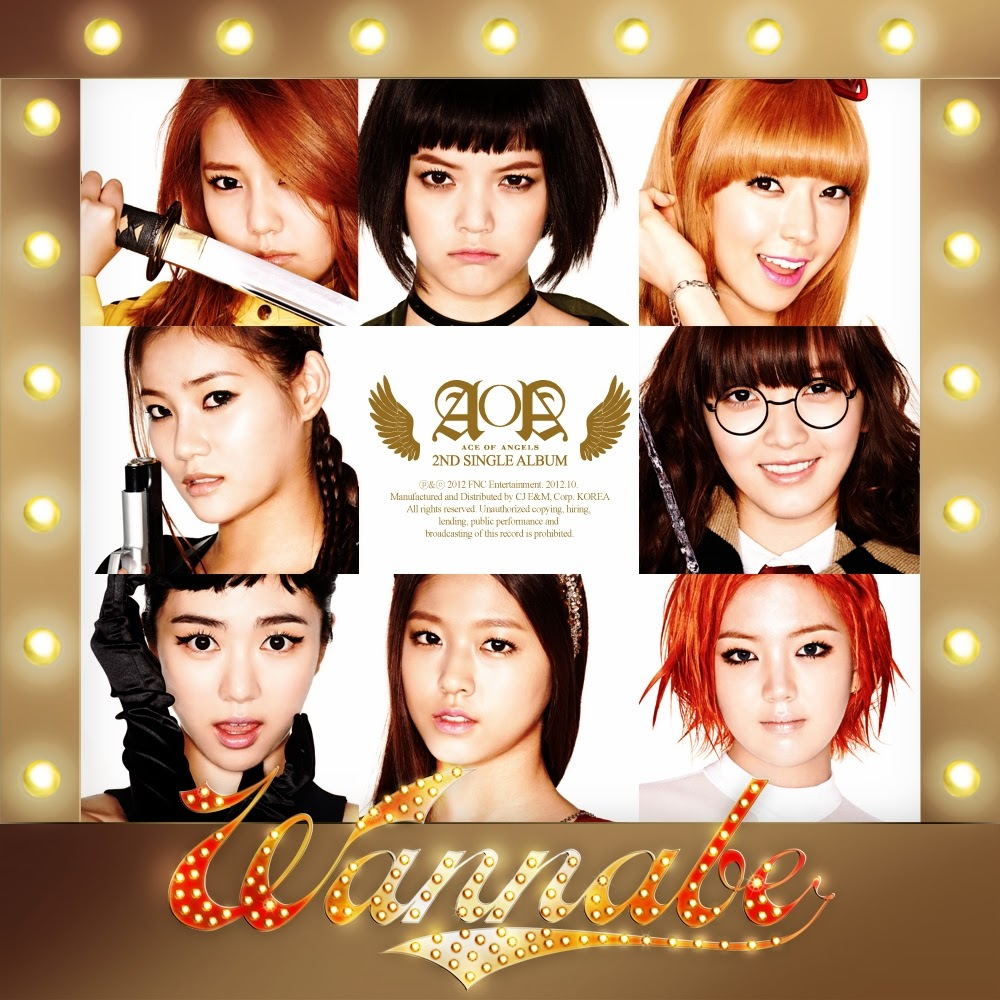 [Single] AOA – Wanna Be (FLAC)
