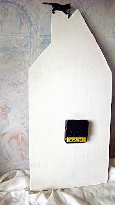 Namelio Formos Laikrodis Su Raidėmis
