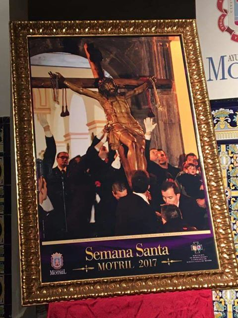 Resultado de imagen de cartel semana santa motril 2017