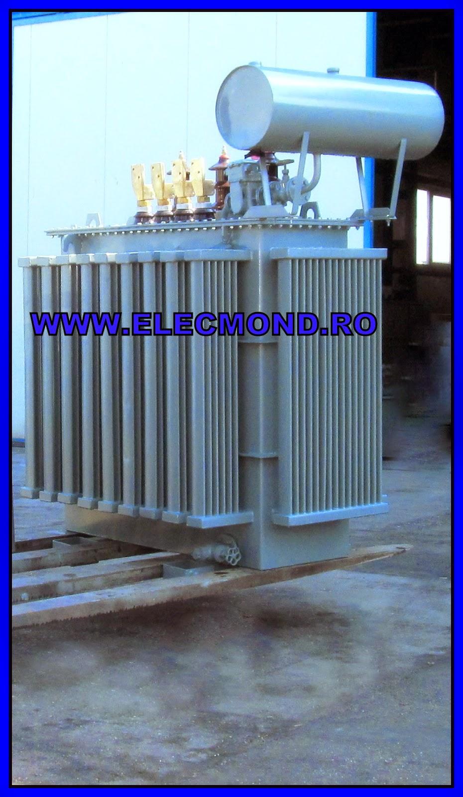 Transformator 800 kVA , transformatoare 800 kVA , Elecmond Electric , trafo , transformatoare de putere , transformatoare in ulei , trafo pret ,fabrica transformatoare , modificari transformatoare , schimb transformator ,  transformatoare electrice