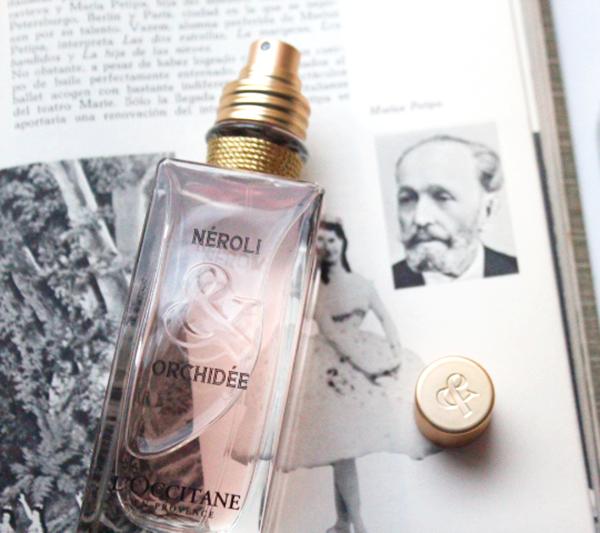 neroli & orquidea l'occitane