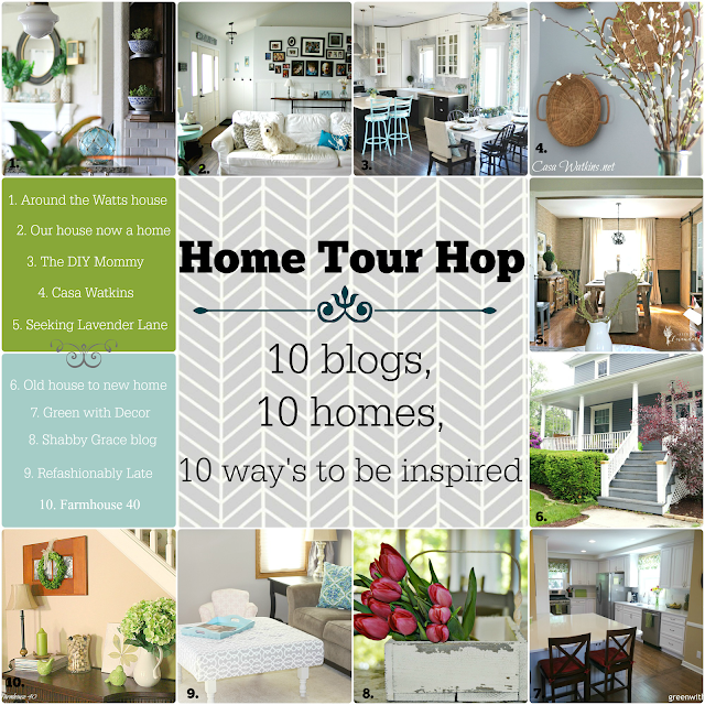 Home Tour Hop