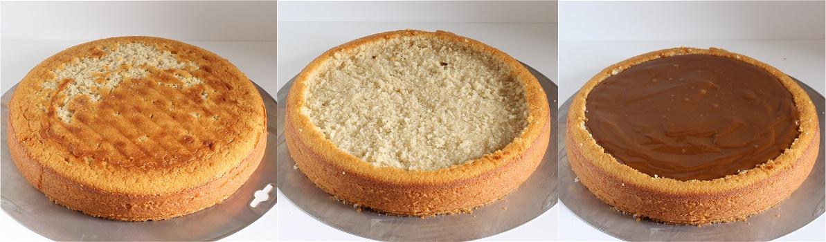 Kiwi-Karamell-Kuchen Anleitung