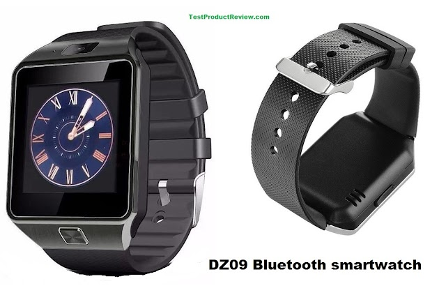 DZ09 Bluetooth smartwatch specs and video review