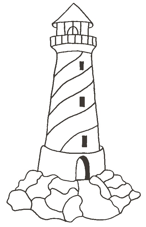 Lighthouse Kids Craft None Lighthouse Fun For Kids Lighthouse