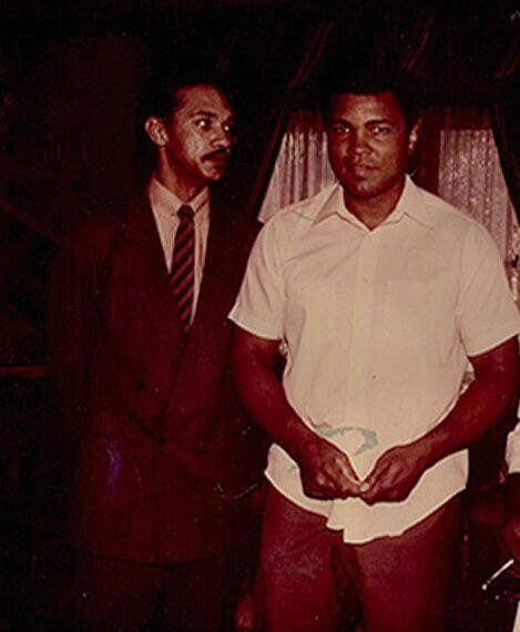 Ben Murray-Bruce seen hanging out with Mohammed Ali in throwback picture