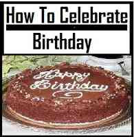 Birthday Cake, Unique Birthday