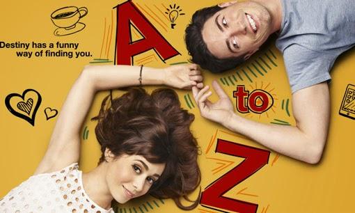 A to Z, la nueva comedia con Cristin Milioti