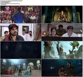 Kaashmora 2016 Dual Audio UNCUT HDRip 480p 513MB x264 -300MB Movie Screenshots