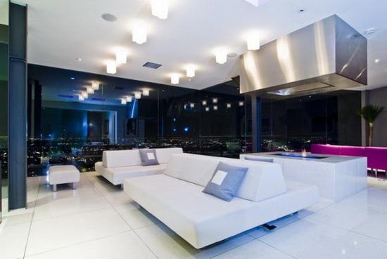 home interior and exterior design: Ultra Modern Home Decor ...