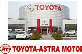 Lowongan Kerja Terbaru PT. Toyota Astra Motor Tingkat D3/S1/S2 Pendaftaran Hingga 13 Maret 2019