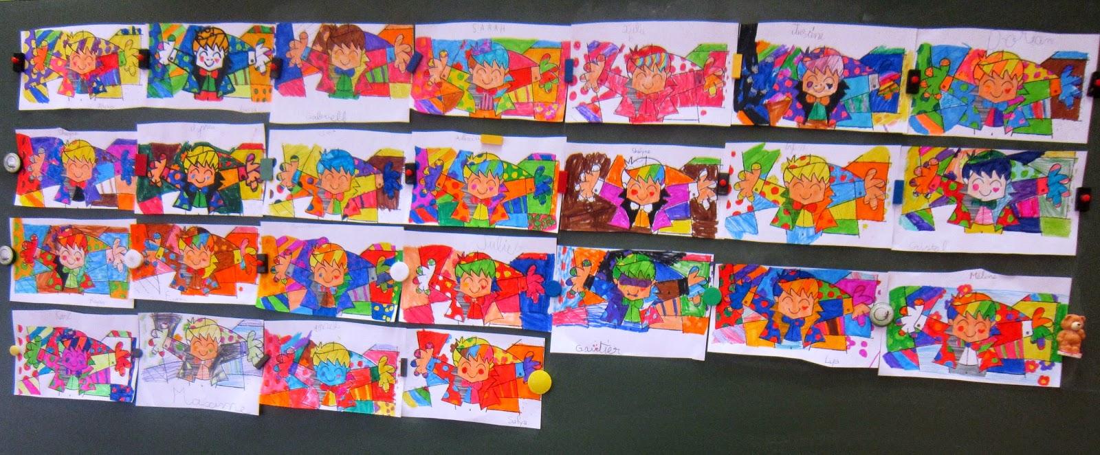 Coloriage Fleur Britto.Coeur De Romero Britto Coloriage 30000 Collections De Pages A