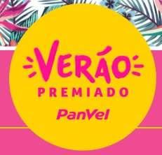 Promoção Verão Premiado Panvel Farmácias - 300 Mil em Prêmios