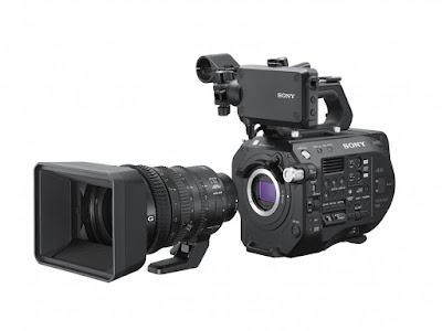 Sony FS7 II FS Serisi 4K Kamera