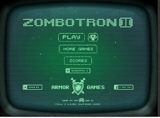 Săn giết Zombie tại Zombotron 2