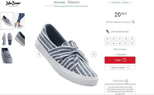 bon prix-mode-chaussures-grandes tailles-