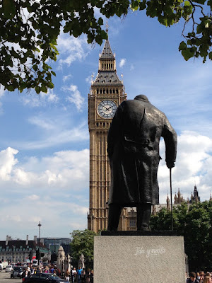 Estatuas Churchill