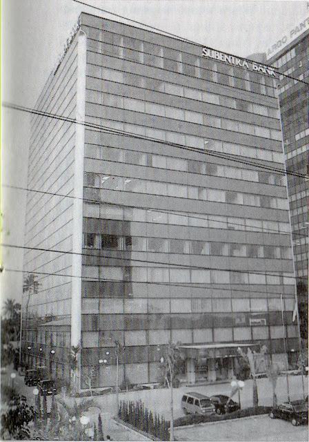 gedung bank subentra graha mitra 1992