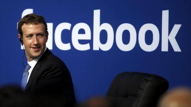 Facebook rutinariamente bloquea cuentas a petición de EEUU e Israel