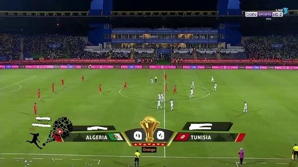 مشاهدة مباراة الجزائر وتونس مباراة ودية