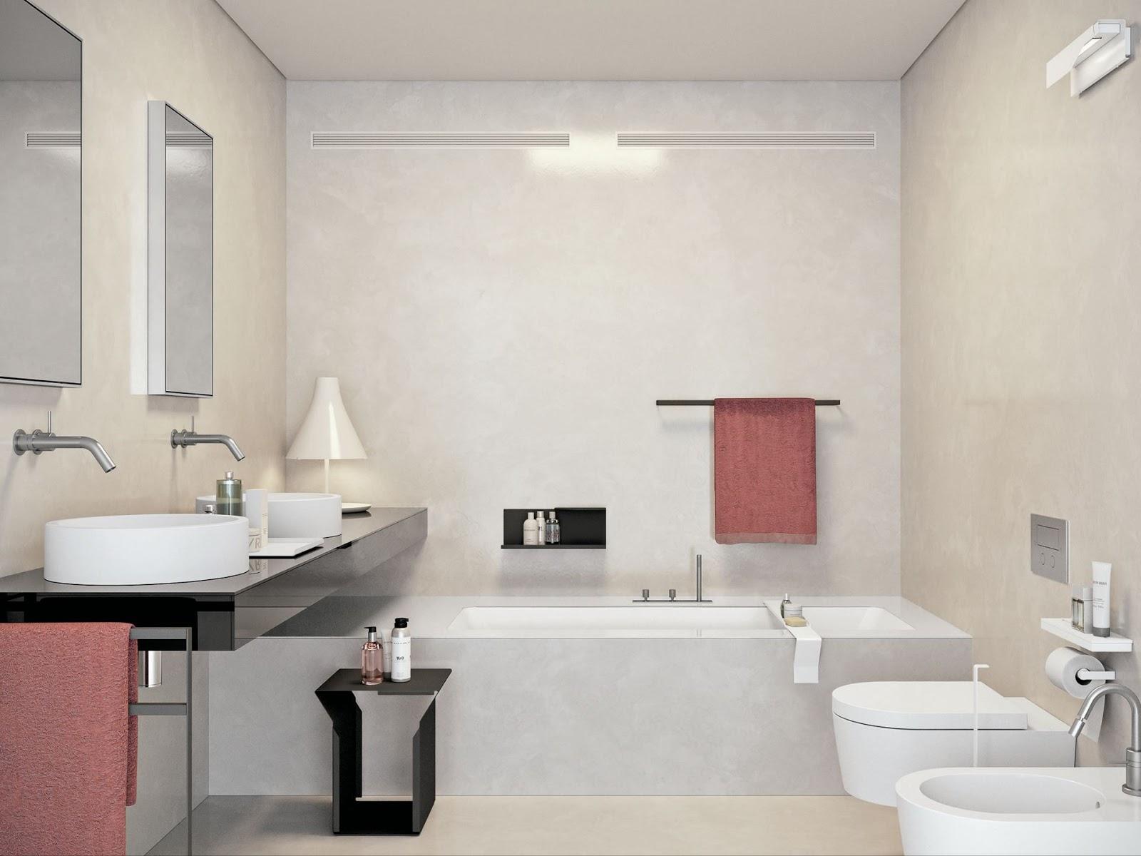 50 Desain Interior Kamar Mandi Kecil Sederhana Desainrumahnyacom