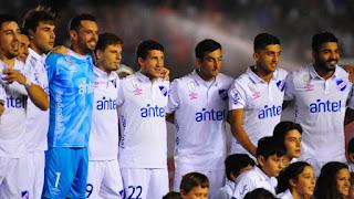 Nacional enfrenta a  Botafogo en Copa Libertadores 2017