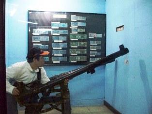 Meriam Kecepek. Meriam untuk melawan penjajah Belanda. sumber:http://helarius-henry.blogspot.co.id