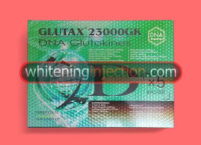 Glutax 23000GK DNA Glutokines, Glutax 23000GK, Harga Glutax 23000GK, Glutax 23000GK Murah, Glutax 23000GK Injection, Glutax 23000GK Asli, Glutax 23000GK Original