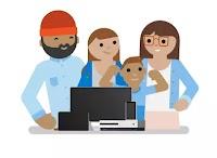 Controllare come i figli usano il PC e internet con account Famiglia Windows