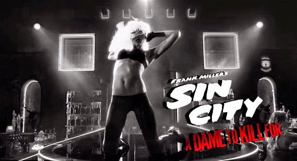 "Segundo tráiler de ""Sin City: A Dame to kill for"""
