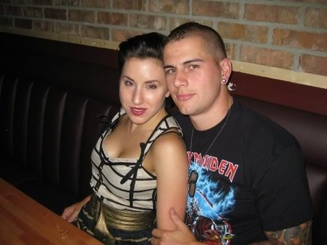 M Shadows Wife And Kids valary dibenedetto m s...