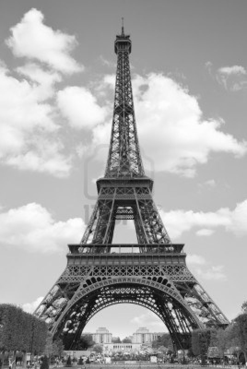 Eiffel tower paris france bedroom decor for Art and decoration france