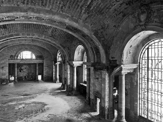 Michigan Central Station, AS