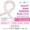 Hyatt Pink Ribbon Run • 2018