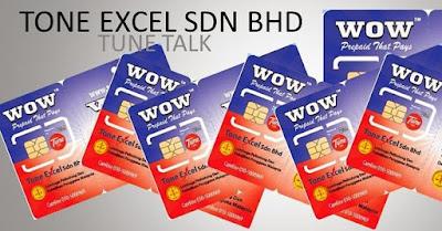 Tone Excel, simkad Tone Excel, kerja Sambilan, Part Time Promoter, part time job, bisnes simkad, bisnes telekomunikasi, side income, pendapatan sampingan, jutawan simkad Tone Excel, Tune Talk, Air Asia, Ananda Krisnan, Forbes