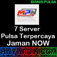 Server Pulsa Terpercaya