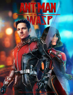 Ant-Man and the Wasp 2018 HdCam Hindi  Dual Audio Full Movie Download 480p