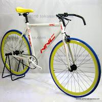 B 700C NNC Alumunium Alloy Frame Fixed Gear Bike