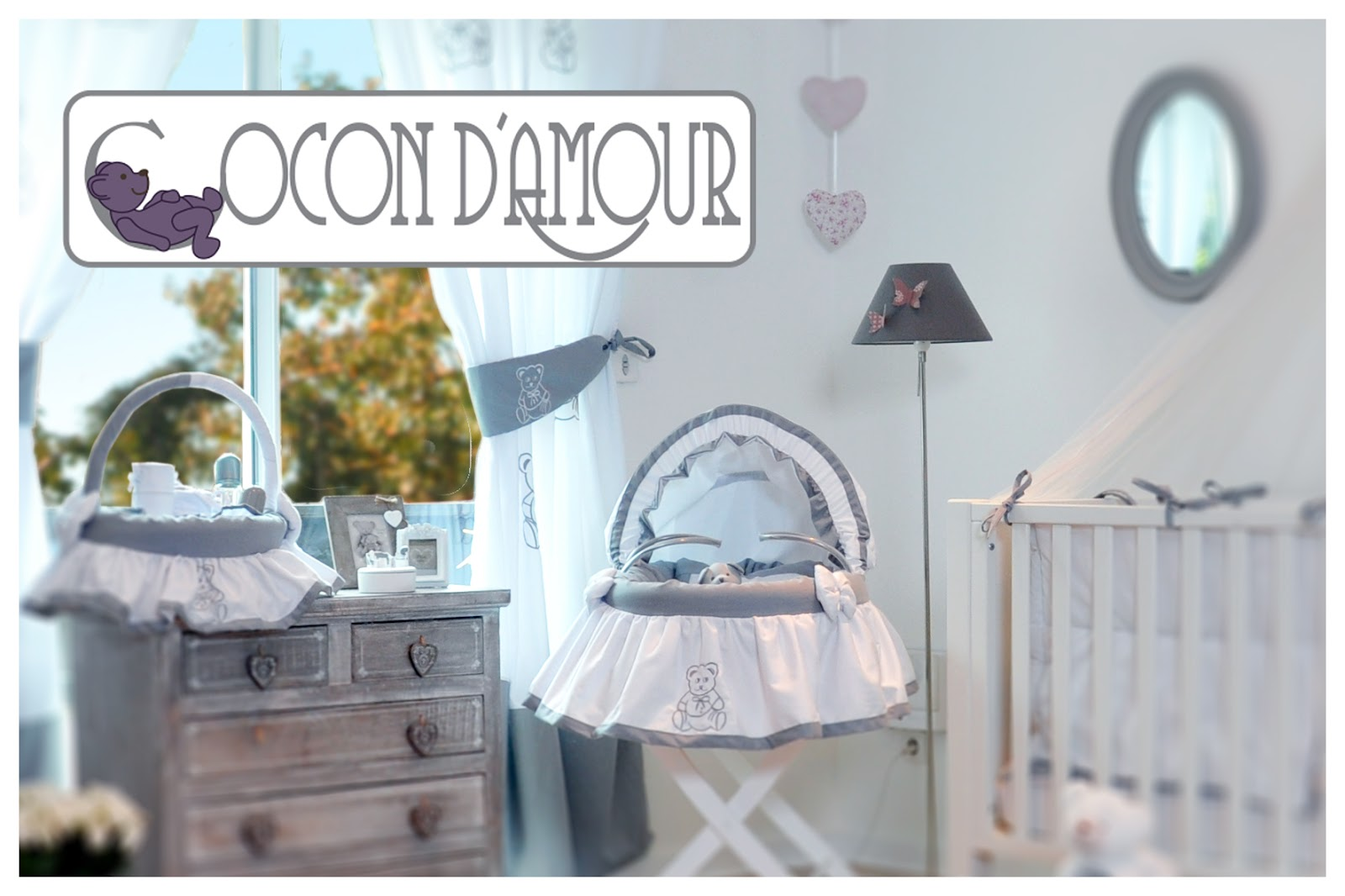 cocon d 39 amour notre boutique en ligne est disponible. Black Bedroom Furniture Sets. Home Design Ideas