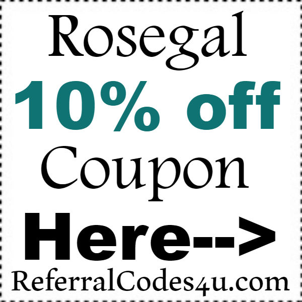 Rosegal Coupon Code 2016-2017, Rosegal.com Promotions October, November, December