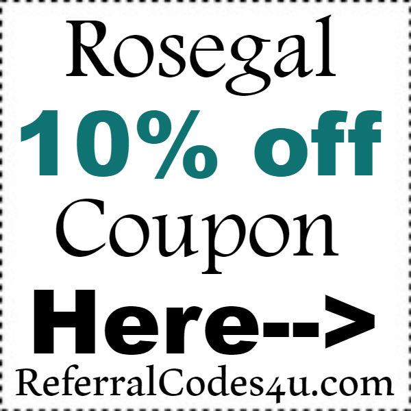 Rosegal Coupon Code 2021-2022 Rosegal.com Promotions October, November, December