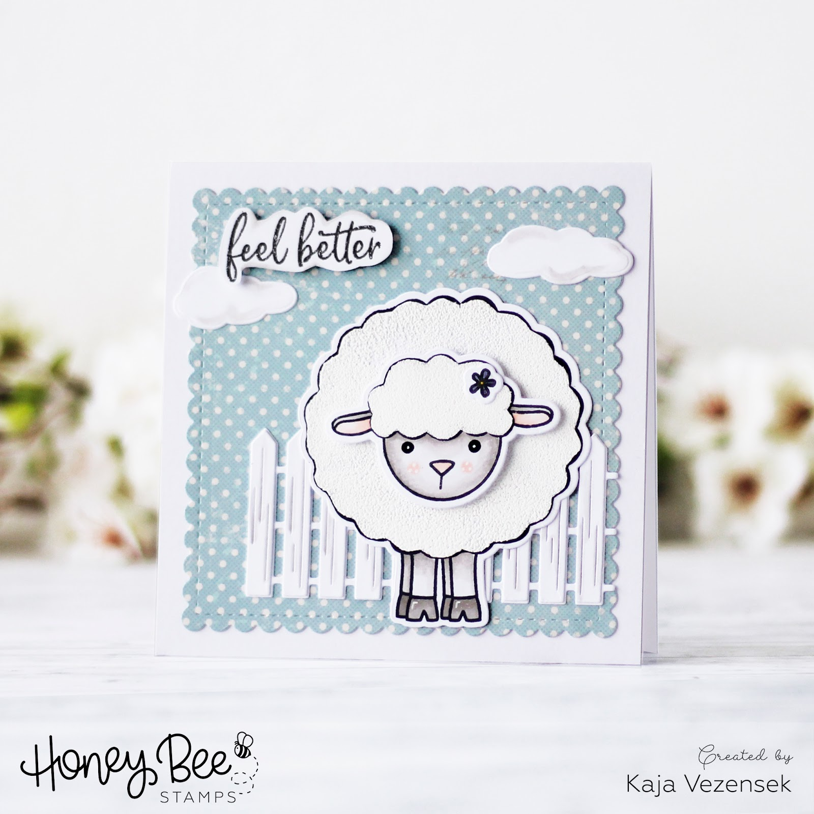 Honey bee and WOW blog hop