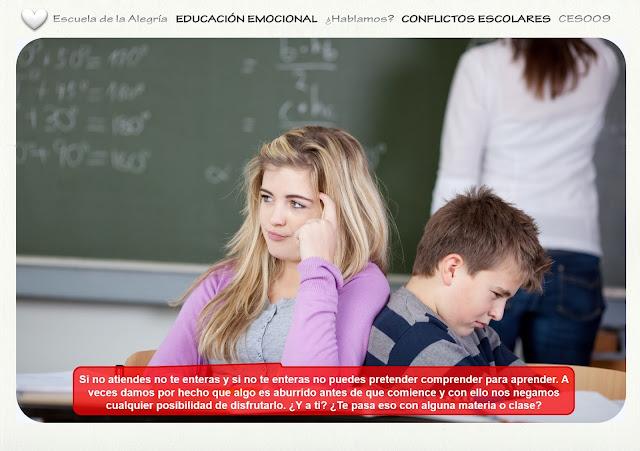 Educación Emocional en la escuela.