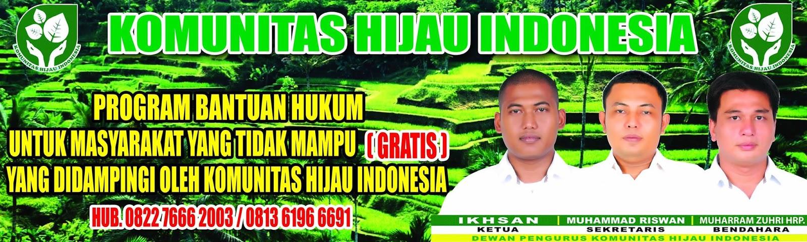 Komunitas Hijau Indonesia