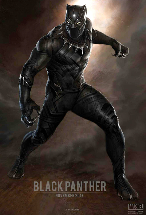 Black Panther (2018) | Marvel's Black Superhero & King of Wakanda