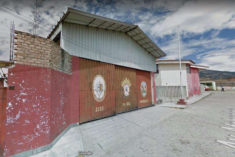 Estación de Bomberos Voluntarios Cajamarca Nº 59